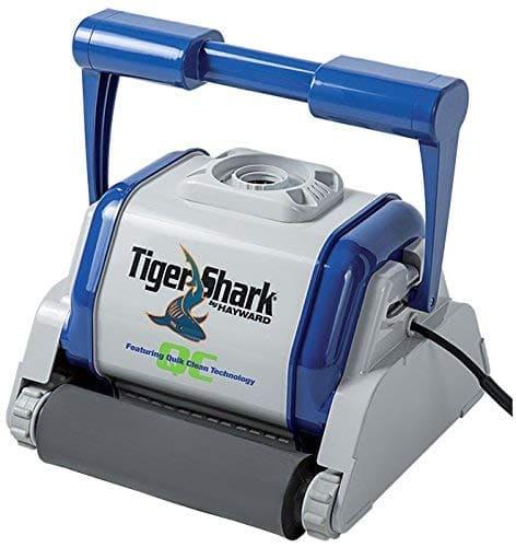 limpiafondos tiger shark filtros